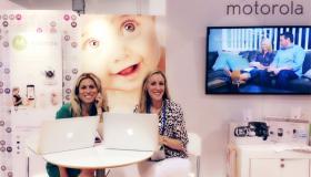 The Digital Dish: Motorola Baby Monitor from the ABC Kids Expo 2014