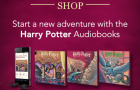 Harry Potter Audiobooks #GIVEAWAY