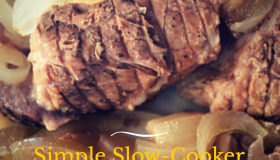 Simple Slow-Cooker Pork Roast: Getting Gorgeous in the Kitchen