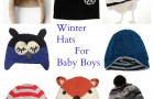 Winter Hats For Baby Boys