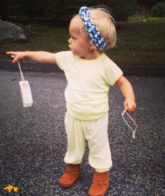 Baby Style Paige Lauren Brightens The Day Stylish Life
