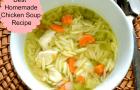 The Best Homemade Chicken Soup Recipe