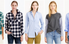 5 Gorgeous Fall Fashion Shirts from J.Crew