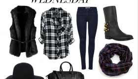 Audrey's Style: What to Wear WEDNESDAY