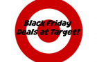 Target Stores to Open at 6 p.m. on Thanksgiving for Black Friday Deals