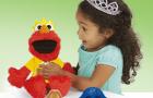 Toy Review: Sesame Street Let's Imagine Elmo