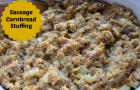 Thanksgiving Recipes: Sausage Cornbread Stuffing