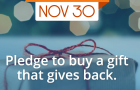 Giving Back with GoodShop this Holiday Season
