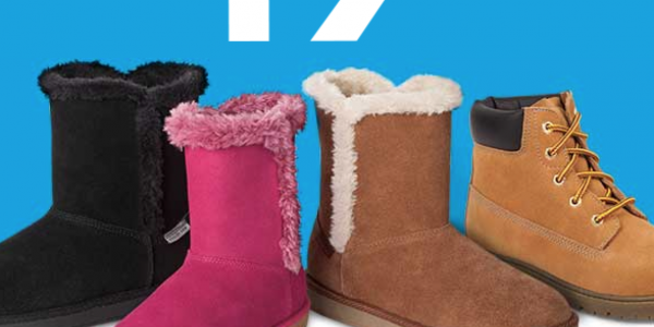 Stride Rite Black Friday Deal: Boots for $19.99
