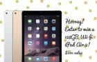 Giveaway: 128GB iPad Air 2