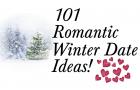 101 Romantic Winter Date Night Ideas