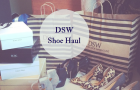 Shoe Haul from DSW and win a $50 DSW Gift Card #GIVEAWAY