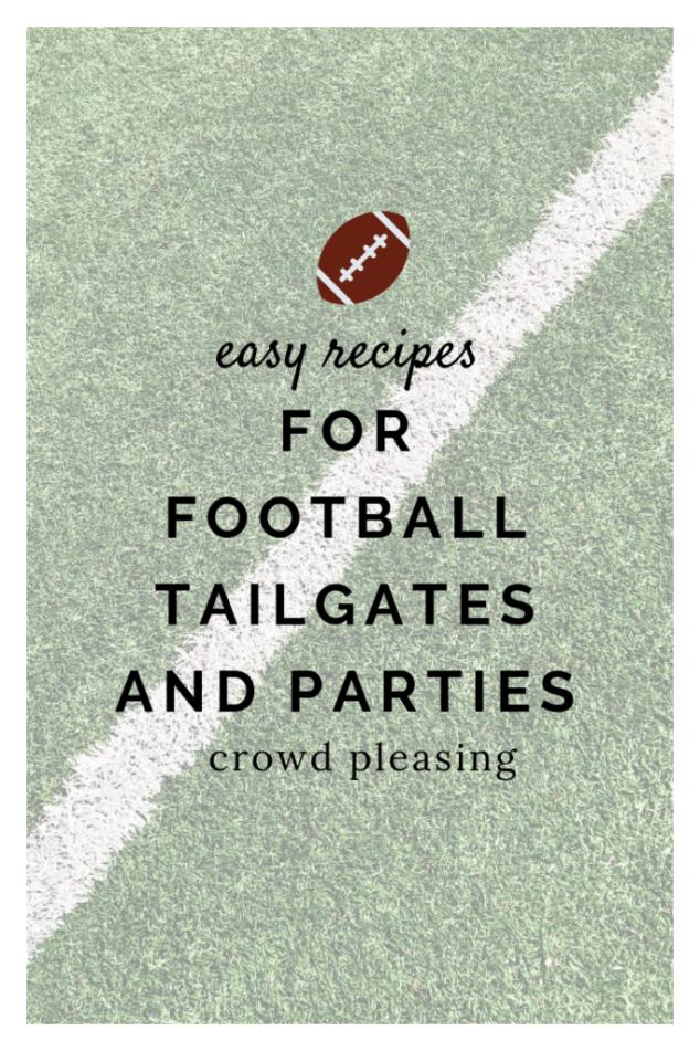 Easy Super Bowl Recipes