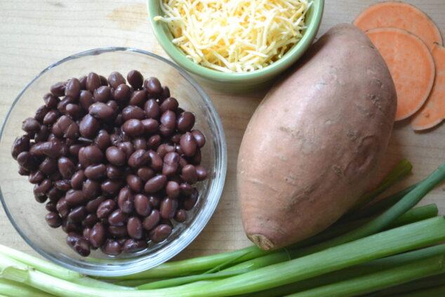 Sweet Potato Nachos Recipe