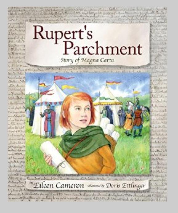 Rupert's Parchment ~ Story of Magna Carta