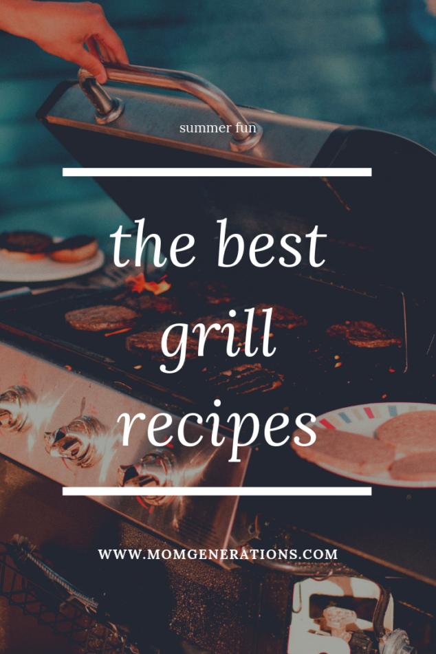 Backyard Grill Recipes