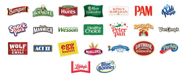 ConAgra Foods - Pushpins