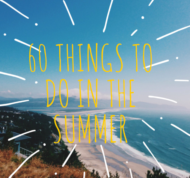 60 Things To Do On A Friday Night In The Summer