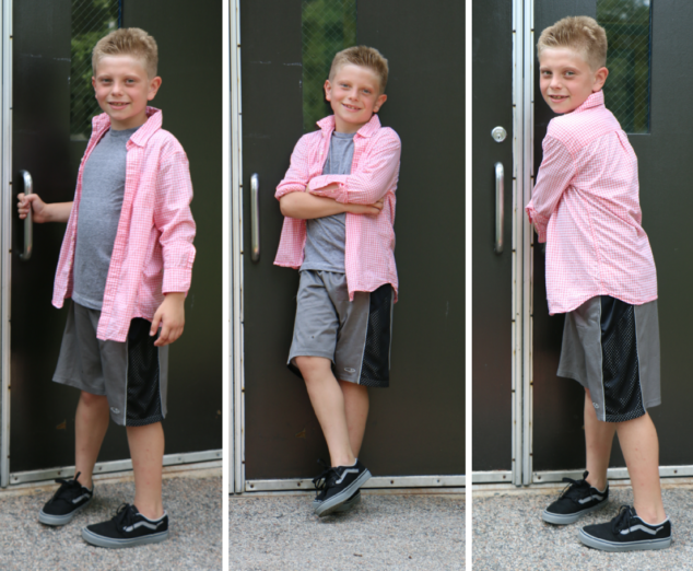 Back-to-School with Rack Room Shoes