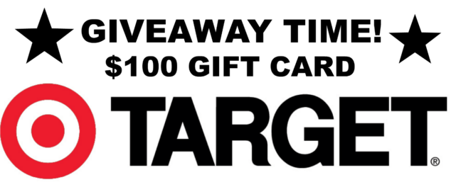 Giveaway to Target