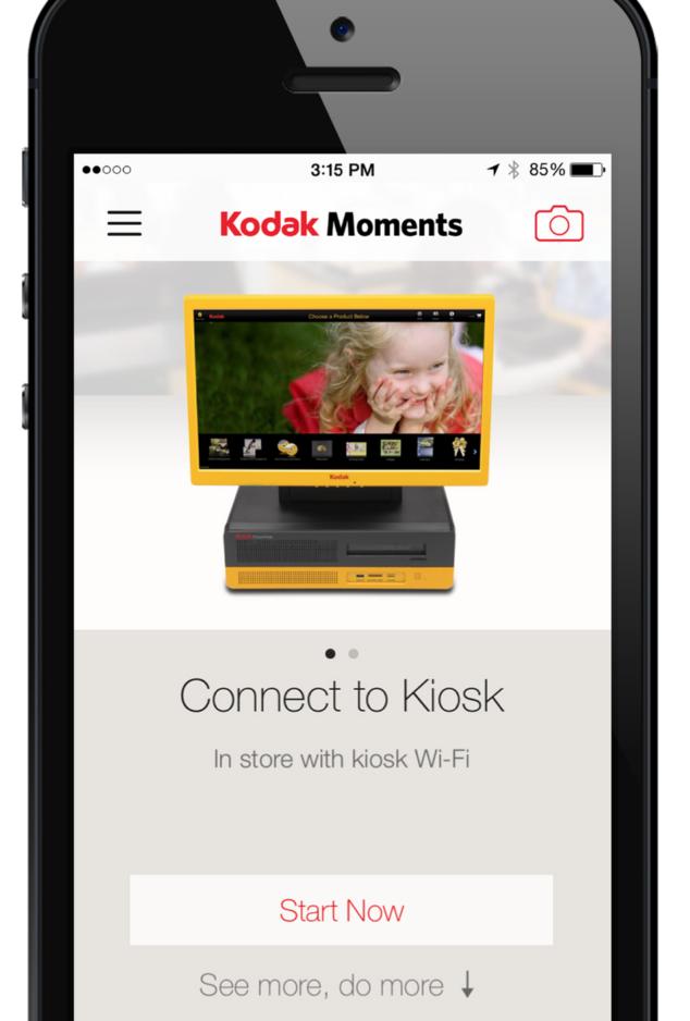 KODAK MOMENTS App
