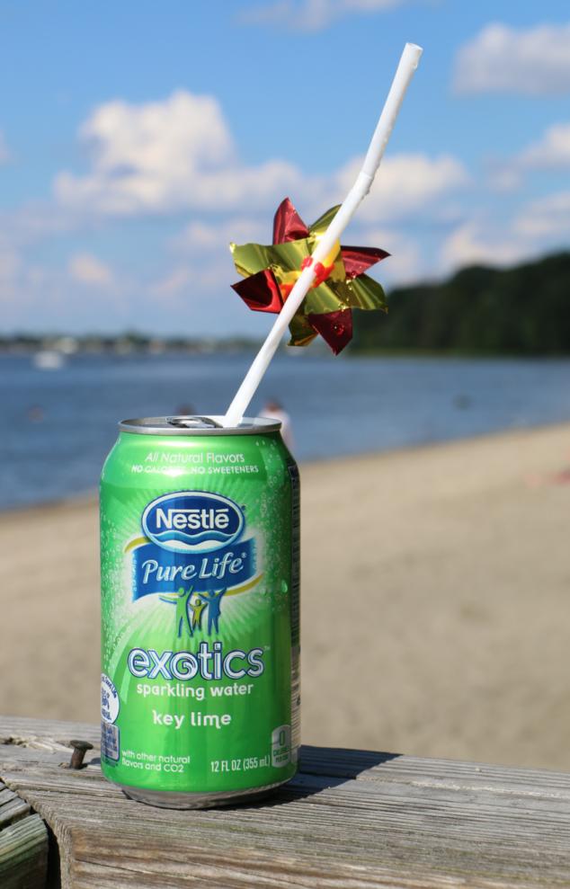 Nestlé® Pure Life® Exotics™ sparkling water