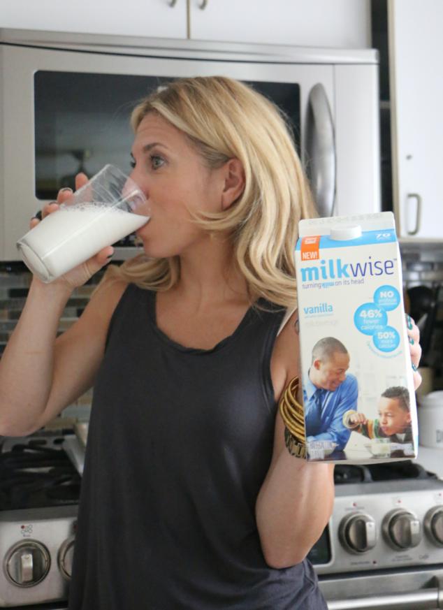 MilkWise - high protein milk
