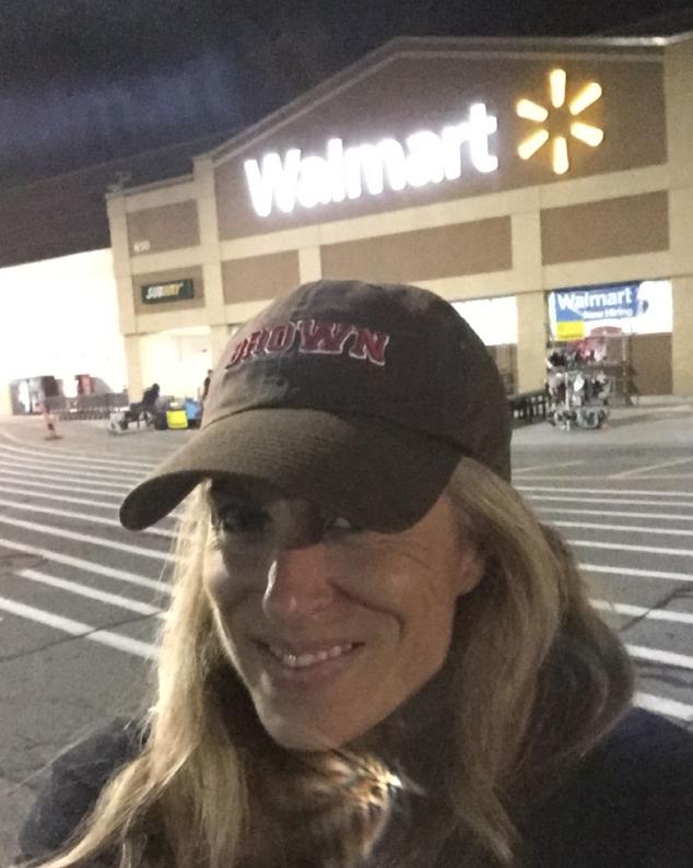Walmart trip