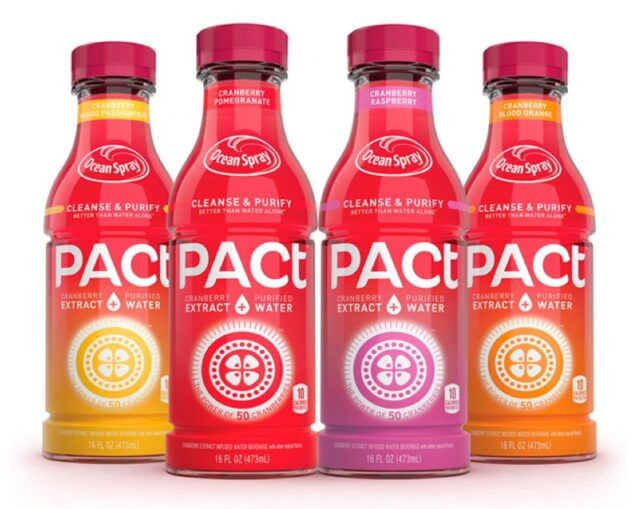 PACt® Cranberry Extract Water