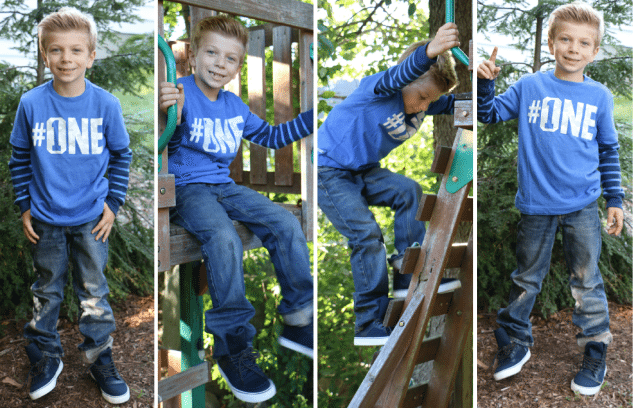 Kid Style with Old Navy