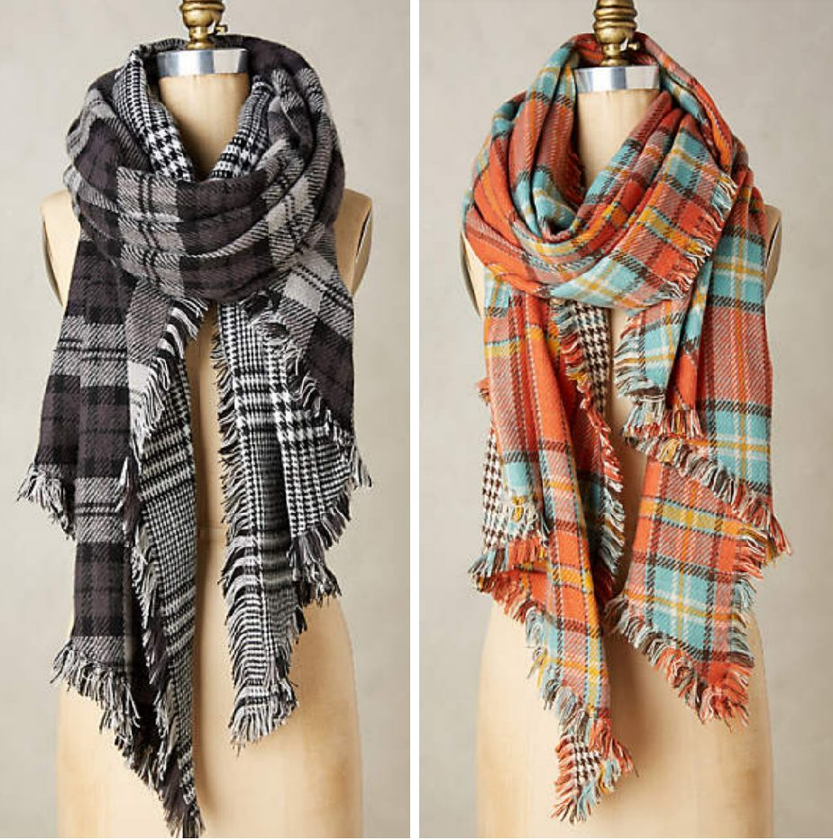 best fall scarves stylish for