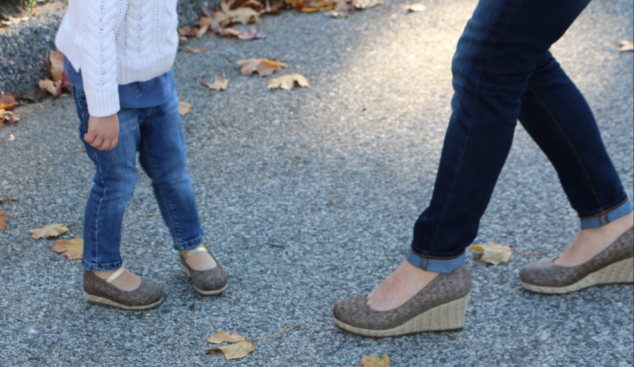 mommy and me shoes from nene