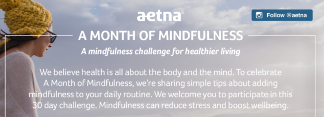 Month of Mindfulness