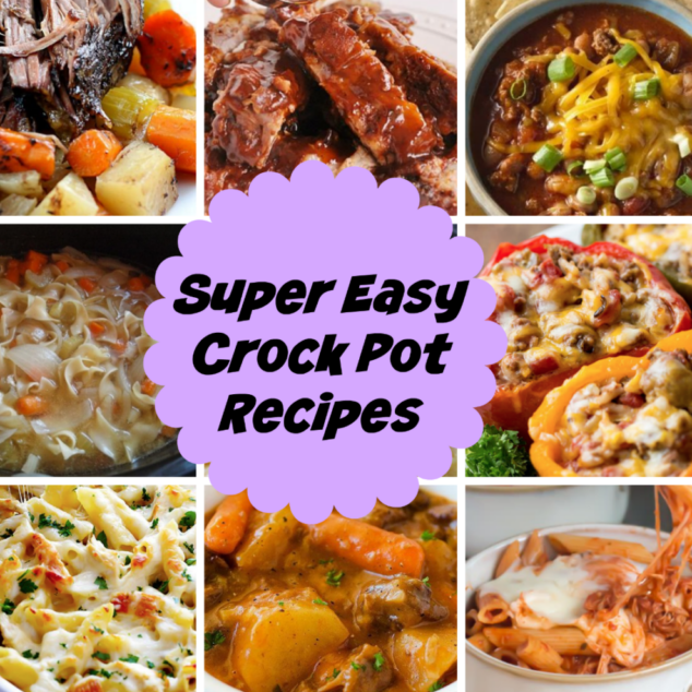 9 easy crock pot recipes stylish for