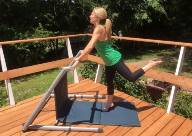 Fluidity Bar At-Home Barre