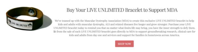 Muscular Dystrophy Association Summer Camp