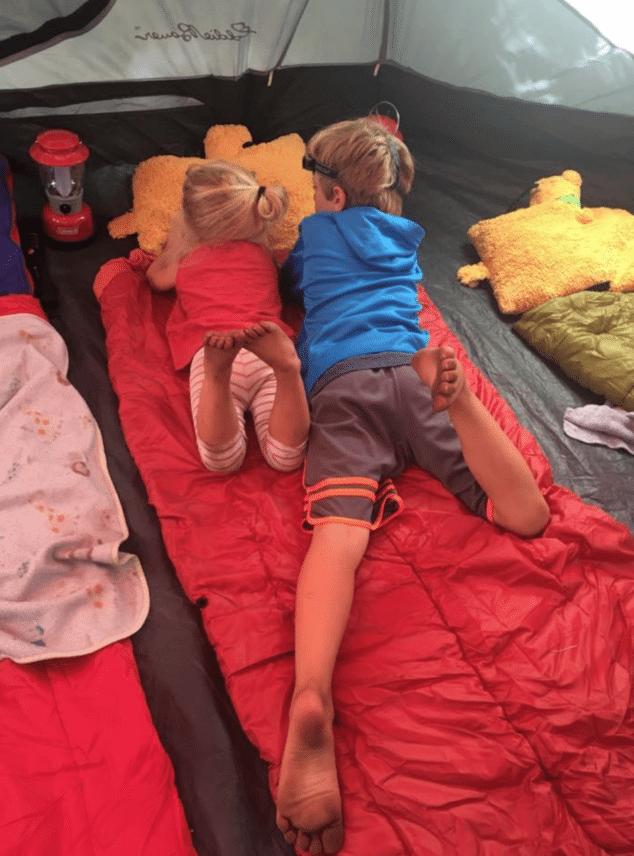 Camping in Cape Cod