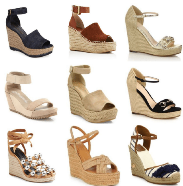 20655871c5e The Best Wedges for Any Budget - Mom Generations | Audrey McClelland ...