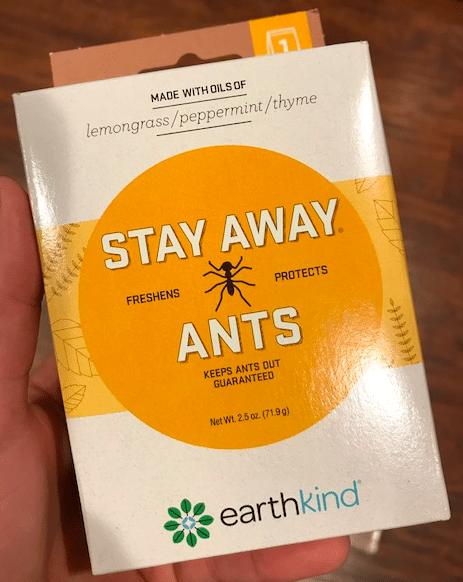 How to Keep Ants Away