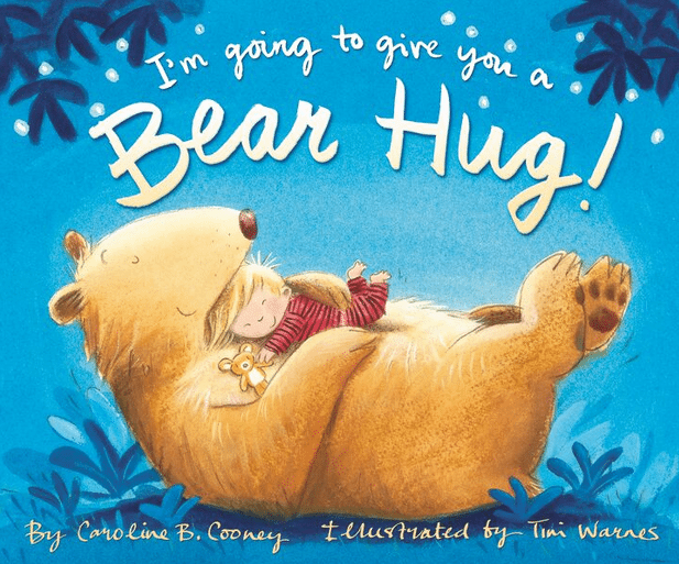 A Hug Before Bedtime! Book #GIVEAWAY and $100 Land of Nod GIFT ...