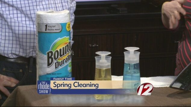 Spring and Summer Cleaning