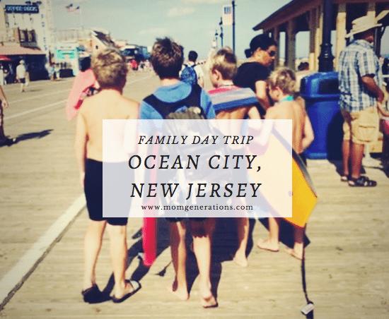 Ocean City NJ Boardwalk