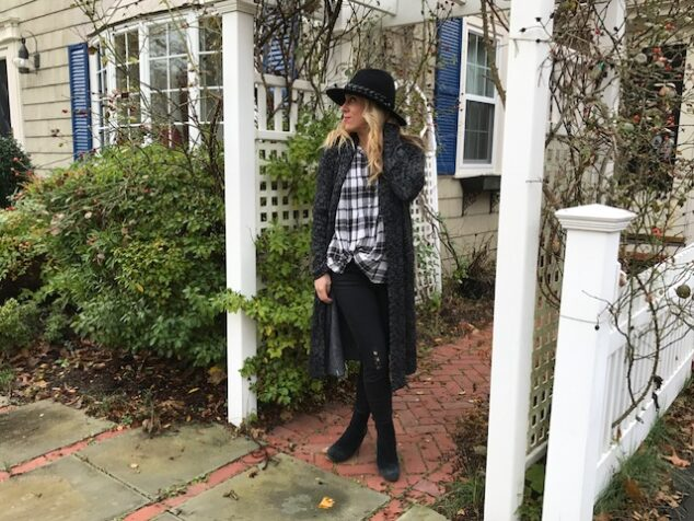 how to dress in fall