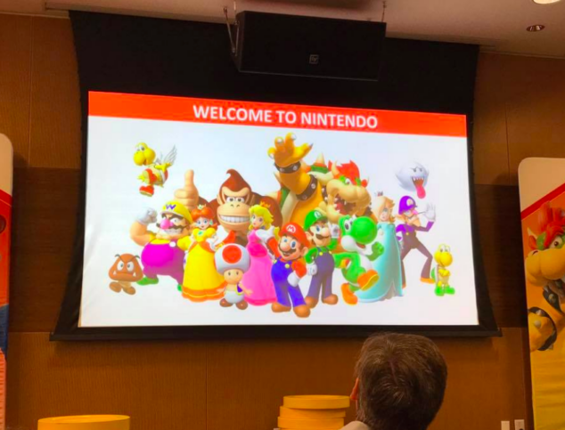 Entering Nintendo Mecca - Nintendo Headquarters!