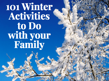 Winter Family Activities