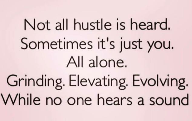Permission to Hustle