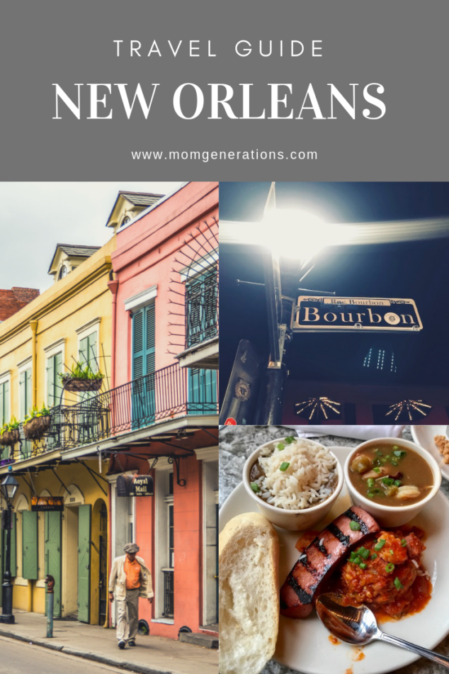 Planning a Trip to New Orleans