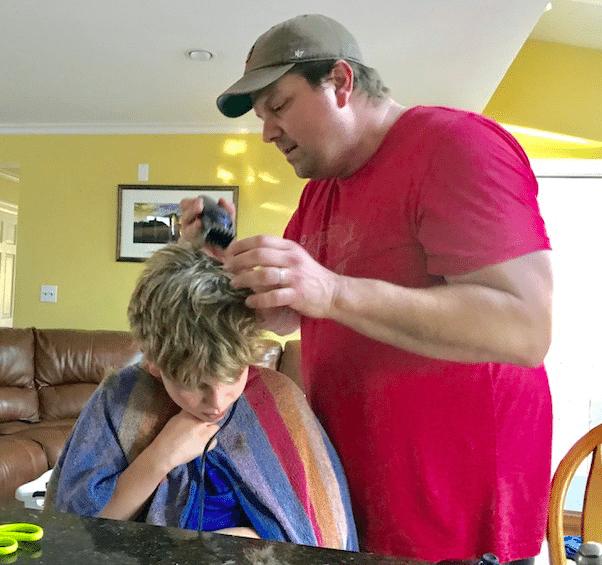 Haircuts at Home