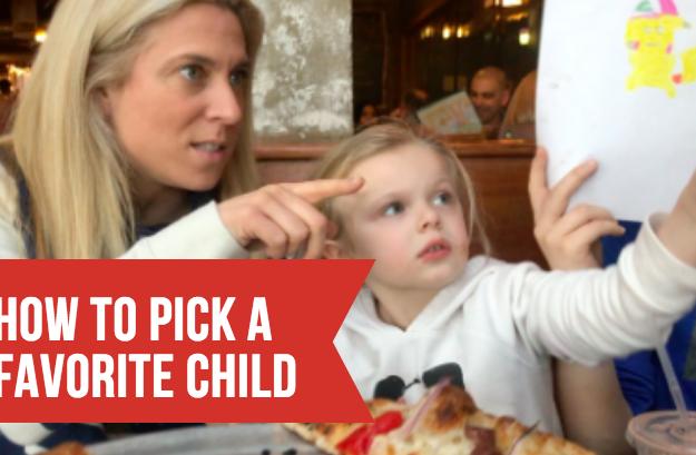 Parenting Challenge: Picking the Best Kid