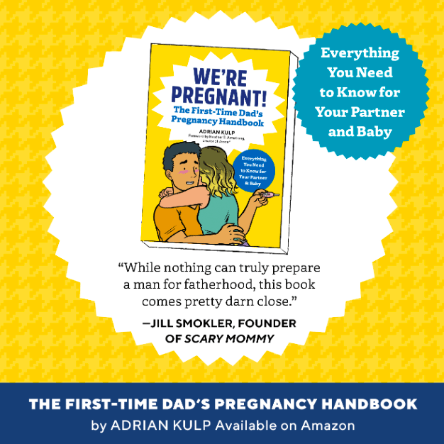 We're Pregnant! The First-Time Dad's Pregnancy Handbook